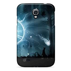 Scratch Protection Cell-phone Hard Covers For Samsung Galaxy S4 With Support Your Personal Customized Lifelike Breaking Benjamin Image AaronBlanchette