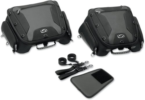 Saddlemen 3516-0109 Wide Sport Tunnel Bag