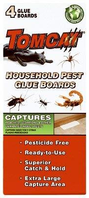 - Scotts-Tomcat 4524218 Household Pest Glue Boards, 4-Pk. - Quantity 1