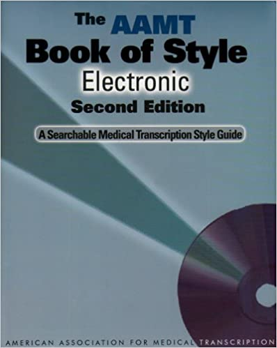 Aamt Book Of Style