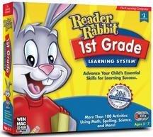 Reader Rabbit Learning System 1st Grade