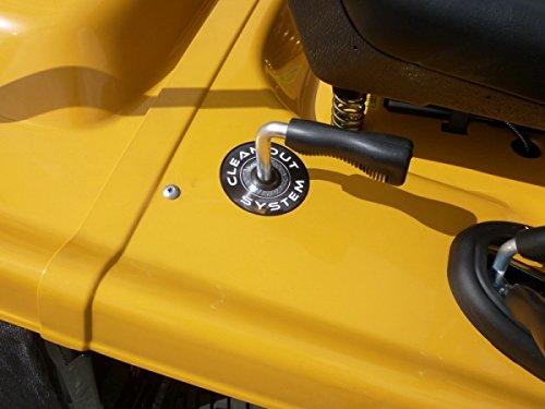 Cub Cadet - Tractor cortacesped CC1018AN: Amazon.es ...