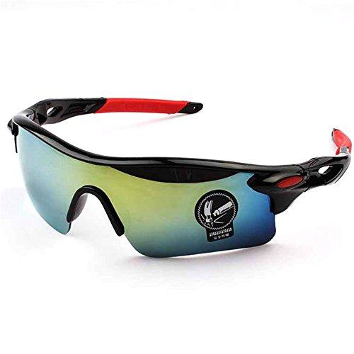 los de anteojos Gafas Unisex de de de aviador Wicemoon Sol anteojos sol Moda Gafas motocicleta Gafas Moda Hombres Gafas Mujeres Gafas xt8gIq