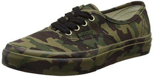 Vans Unisex Youth Authentic (Mono Print) Classic Camo VN0A38H3OP3 Kids Size ()