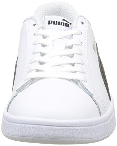 White 01 V2 Adulto Puma Unisex Black Puma Puma Smash Blanco Zapatillas L pwSWUnqR