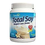 Naturade, Total Soy, Weight Loss Shake, Vanilla, 3 Pack (19.1 oz (541 g)) Grain/Soy/Dairy/Free