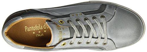 Violet Gris Homme d'Oro Levigno 41 3jw Cognac Baskets EU Pantofola Uomo Gray Low nZfdzHWWP