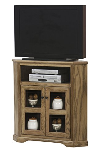Eagle Oak Ridge Tall Corner TV Console, 41