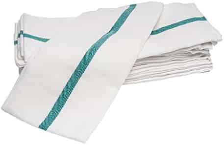 Diane DET005 Barber Towel, White