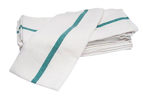 (Diane DET005 Barber Towel, White)