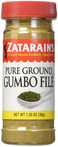 Zatarain's Pure Ground Gumbo File 1.25 oz
