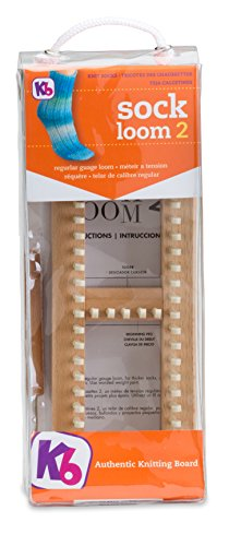 Authentic Knitting Board Sock Loom 2