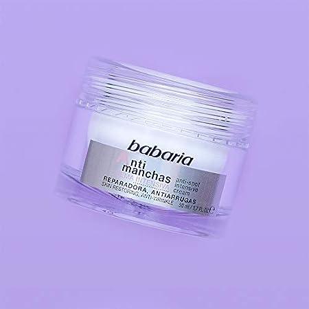 Babaria Crema Noche Dobre Antiarrugas - 50 ml