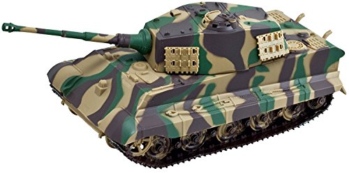 (Classic Armour Modern Tank Battery-Operated Model Kit - King)
