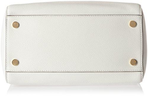 Michael KorsMercer Medium Duffle - Bolso de mano Mujer Blanco (Optic White)
