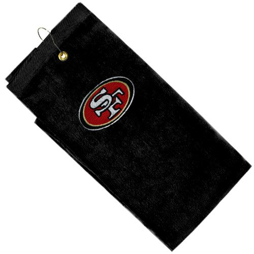 New McArthur Golf NFL Embroidered Towel 15