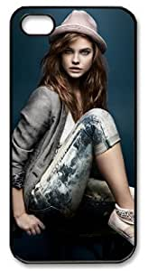 icasepersonalized Personalized Protective Case for iphone 5 - Barbara Palvin Fashion Model