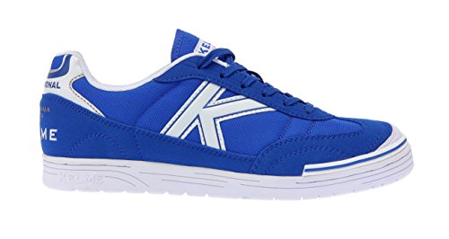 Kelme Trueno Unisexe Adultes Chaussures De Football Sala, Bleu (royal 703)