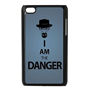 Breaking Bad Im The Danger iPod Touch 4 Case Black DIY TOY xxy002_861131