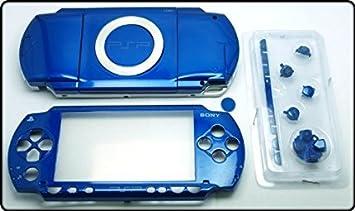 Amazon.com: gametown nuevo botón carcasa Sony PSP 1000 Full ...