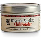 Bourbon Smoked Chili Powder