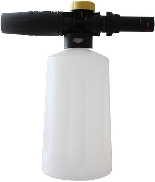 Quick Release Gun Lance /& Plastic Foam Lance /& Wash Nozzles Karcher K5-K7 Inlet