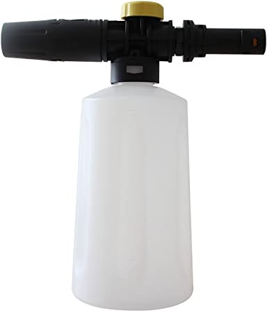 1//4/'/' High Pressure Washer Snow Foam Lance Foamer Jet Gun Adapter For Karcher