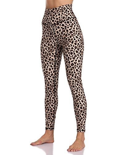 Colorfulkoala Women's High Waisted Pattern Leggings Full-Length Yoga Pants (M