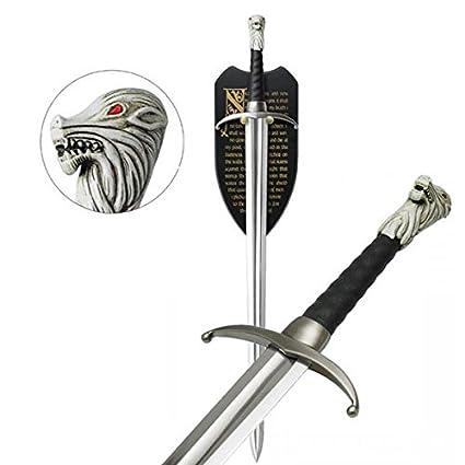 Amazon.com : OTAKU NINJA HERO Game of Thrones - Sword of Jon ...