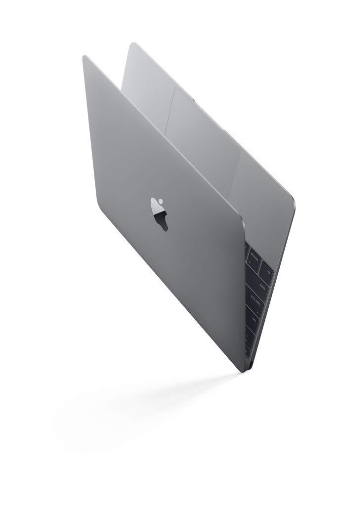 "Apple MacBook (12"", 1.2GHz dual-core Intel Core m3, 8GB RAM, 256GB SSD) - Space Gray"
