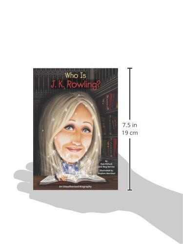 Who Is J. K. Rowling? (Turtleback School & Library Binding Edition)
