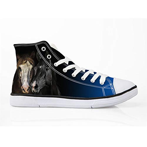 19 Coloranimal Femme Chaussons Crazy Horse Montants Wn11XwrFY