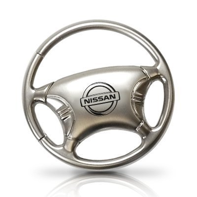 Nissan Logo Car Steering Wheel Key Chain by Nissan (Image #1)