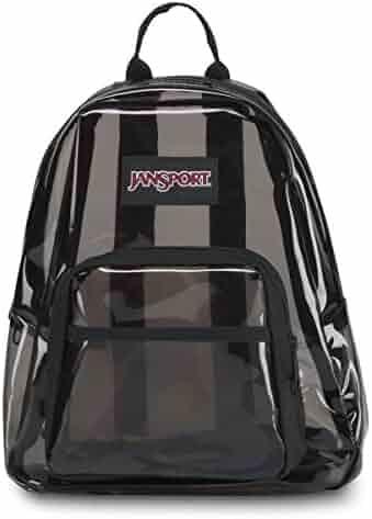 1d3e39096e JanSport Half Pint FX Mini Backpack - Translucent Black