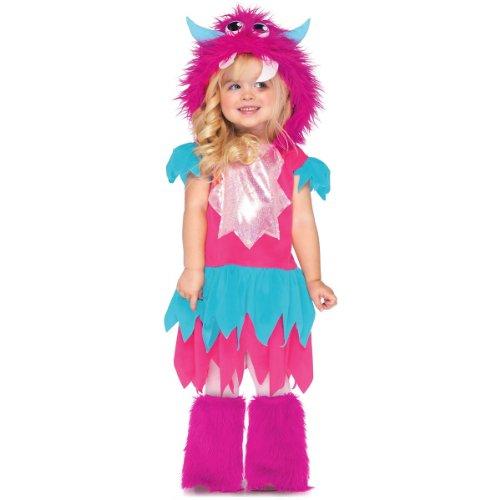 SWEETHEART MONSTER TOD (Toddler Sweetheart Monster Costumes)