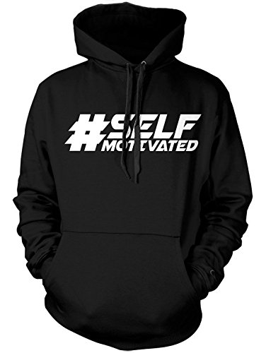 Self Motivation Hoodie - Motivation - Logopop -Unisex Hoodie - Winter Hoodie - Gift for Friend - S-5XL (Jacket North Face Supreme The)