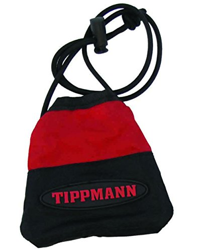 Paintball Barrel Bags (Paintball Barrel Cover Red Tippmann Barrel Bag Standard Red / Black)