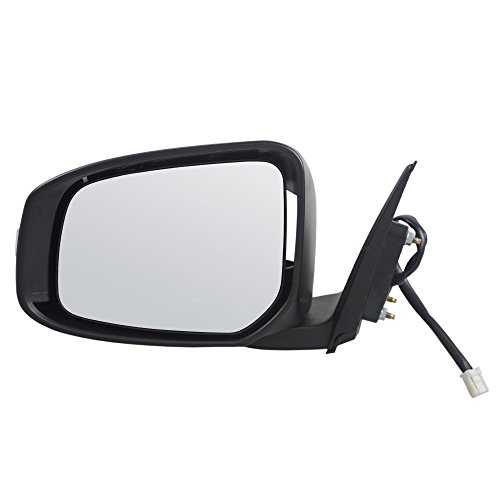 - Drivers Power Side View Mirror Heated w/Signal Replacement for Mitsubishi Lancer & Evolution/Sportback 7632C367 AutoAndArt