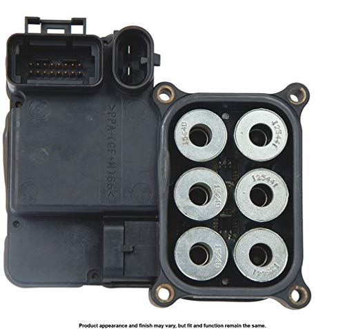 A1 Cardone 12-10208 ABS Control Module (Remanufactured Chev/Gmc/Cadillac Trk 02-01) ()