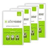 AllerEase 100% Cotton Allergy Protection Pillow
