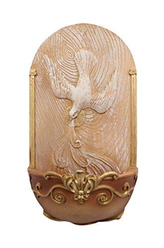 (CB The Trinity Dove Holy Spirit Holy Water)
