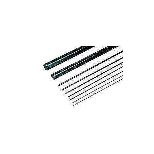 Graupner 5220.100 Kohlefaserstab 1.0 mm//1000 mm