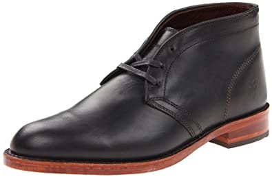 Amazon.com: FRYE Men's Walter Chukka Full Grain Leather Boot: Shoes