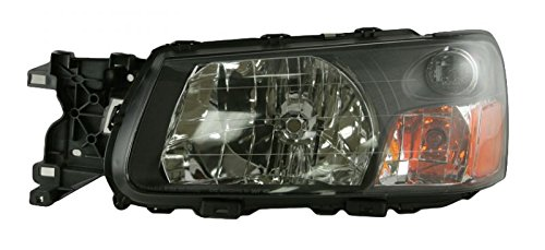 Headlight Headlamp Driver Side Left LH for 03-04 Subaru Forester
