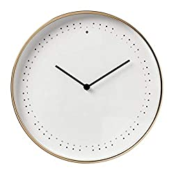 IKEA Panorera Wall Clock 103.741.50 Size 9 ½