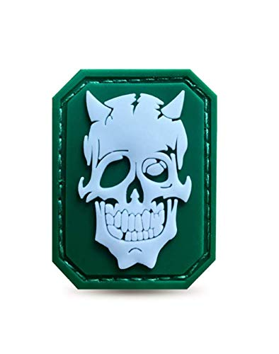 Top 10 best pvc patch skull luminous