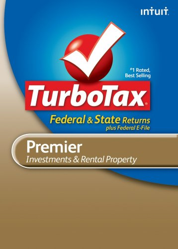 TurboTax Premier Federal + e-File + State 2010 [Download] [OLD VERSION] by Intuit