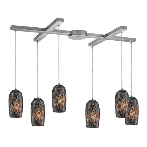 Collage Pendant Light in US - 9