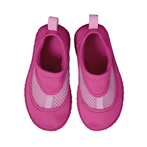 i play. Kids & Baby Water Shoes, Pink, 4 M US