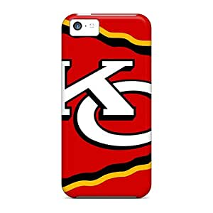 Iphone 5c NPf10897TiHA Customized Nice Kansas City Chiefs Series Durable Hard Cell-phone Case -JasonPelletier